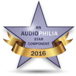 Audiophilia – STAR COMPONENT Award