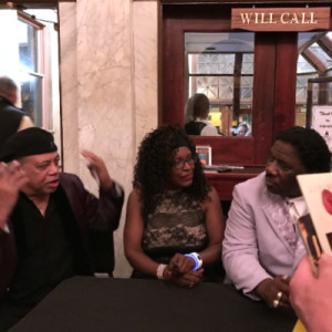 Billy Branch, Erica Brown, and Mud Morganfield